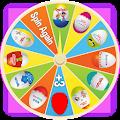 Wheel Of Surprise Eggs APK for Bluestacks