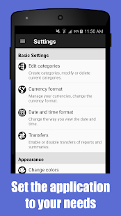 Daily Expenses 3 APK for Kindle Fire