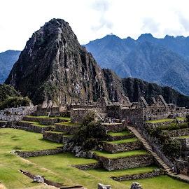 Peru, Machu Picchu by Oleg Buniaiev - Landscapes Travel ( peru, machu picchu )