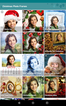Christmas Photo Frames 🎄 🎅 APK screenshot thumbnail 10