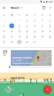 Free Download Google Calendar APK for Samsung