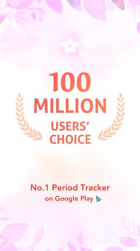 Period Tracker - Period Calendar Ovulation Tracker screenshot 1