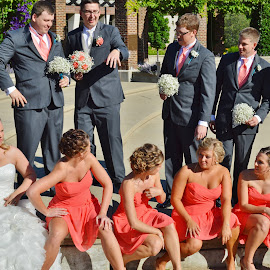 Lets be opposites! by Rebekah Cameron - Wedding Groups
