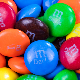 M&Ms by Robert George - Food & Drink Candy & Dessert (  )