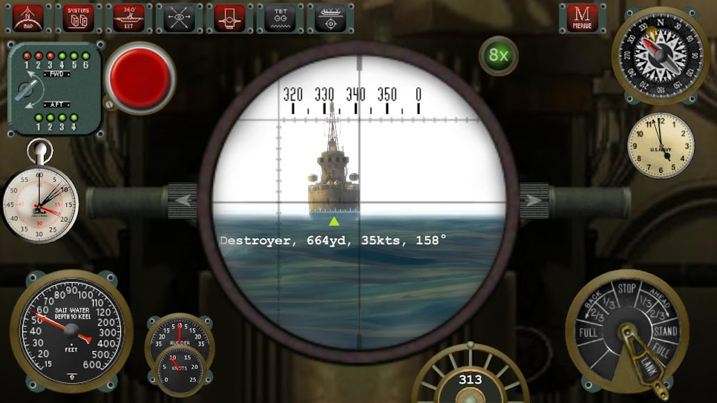 Silent Depth Submarine Sim 1.0.2