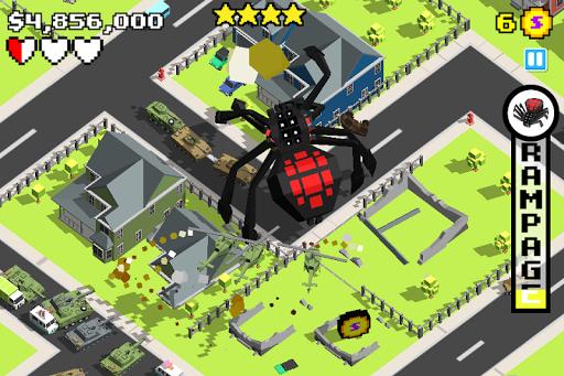 Smashy City - screenshot