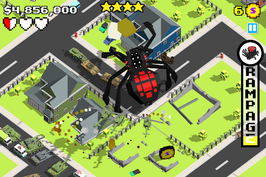 Smashy City apk screenshot