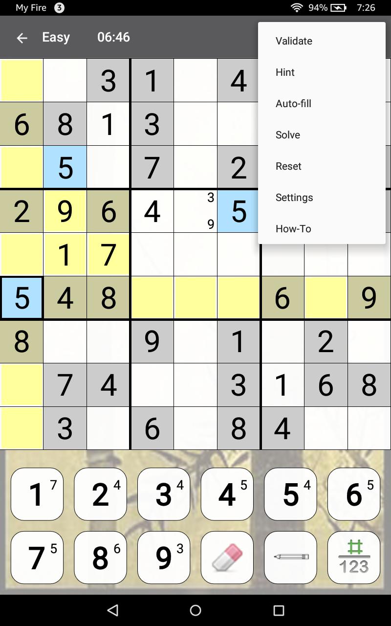 Sudoku Premium Screenshot 16