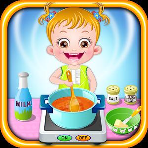 Baby Hazel Kitchen Time Online PC (Windows / MAC)