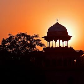 Agra, India by Asif Bora - Landscapes Sunsets & Sunrises