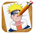 App Learn How to Draw Naruto APK for Windows Phone