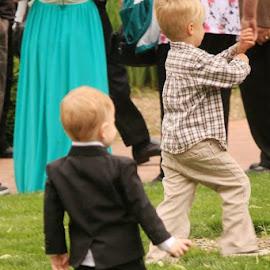 Ring Bearer - After the Wedding by Bonnie Burgeson - Wedding Other