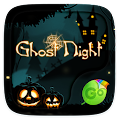Ghost Night GO Keyboard Theme APK for Bluestacks