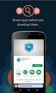 Antivirus & Mobile Security Screenshot