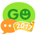 App GO SMS Pro - Messenger, Free Themes, Emoji apk for kindle fire