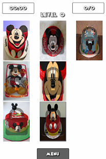 Mickey Mouse Cake - screenshot