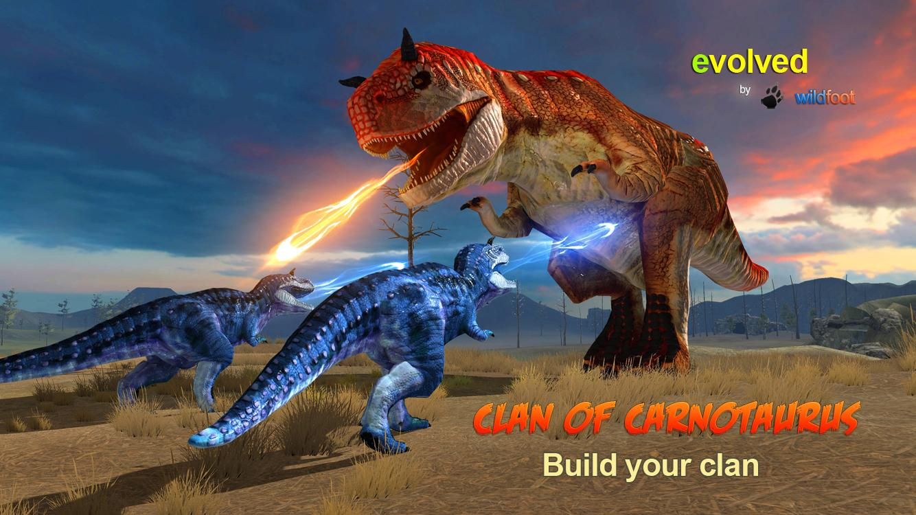 Clan of Carnotaurus Screenshot 0