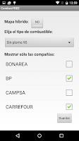 Screenshot of CombusFREE