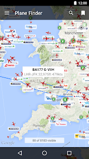 Plane Finder – Flight Tracker v7.4.4 APK