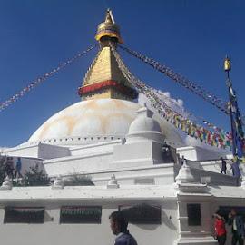 by Gangaraj Sunuwar - Buildings & Architecture Places of Worship