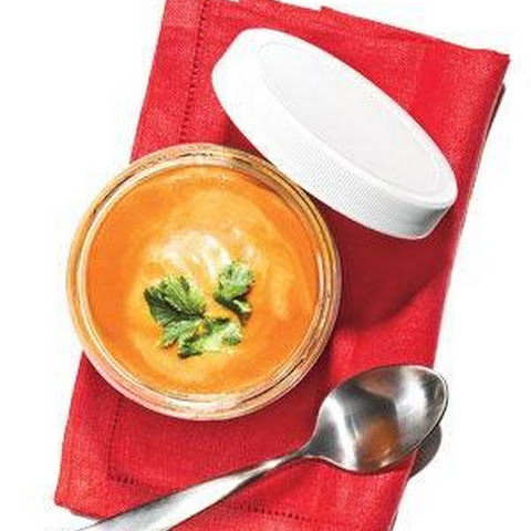 Curried Tomato Bisque