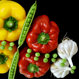 colourful by SANGEETA MENA  - Food & Drink Fruits & Vegetables