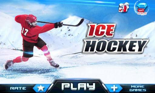 Ice Hockey 3D screenshot 2