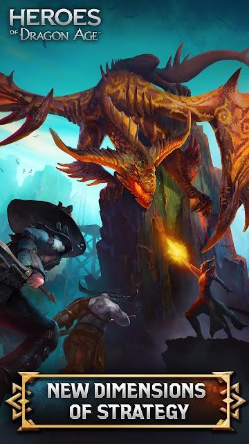 Heroes of Dragon Age screenshots
