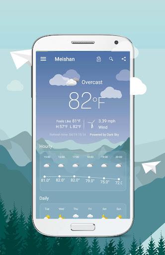 Weather Forcast screenshot 5