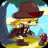 Sara Adventure Run Game APK for Blackberry