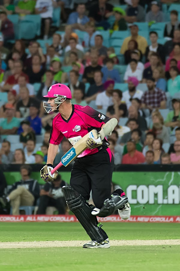 Brett Lee by Helen Tweedie - Sports & Fitness Cricket
