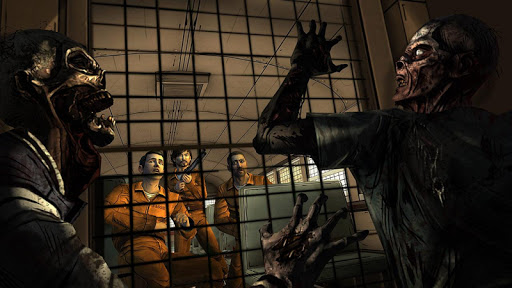 The Walking Dead: Season One screenshot 8