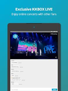 Free KKBOX- Let's music ! APK for Windows 8