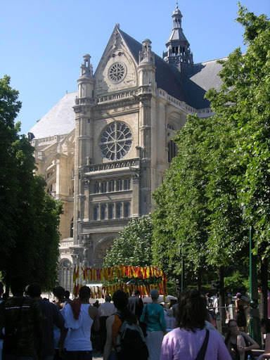photo de Saint-Eustache
