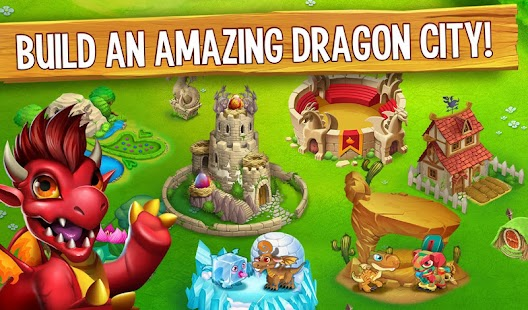 Game Dragon City APK for Kindle