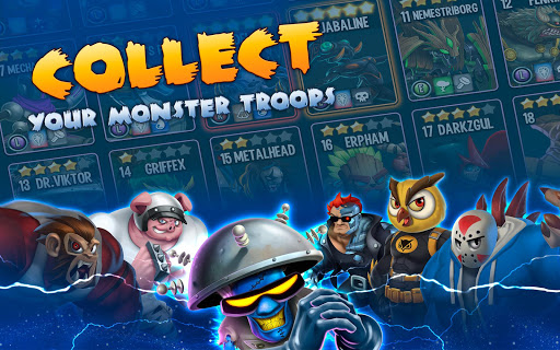 Monster Legends - RPG screenshot 15