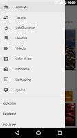 Screenshot of Zaman: Son Dakika Güncel Haber