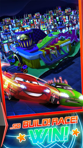 Cars: Fast as Lightning screenshot 5