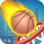 Hoop Shooter Icon