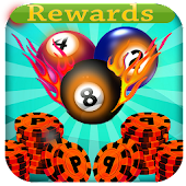 App 8 Ball Poll Free Coins && Rewards Links Guide:Prank APK for Kindle