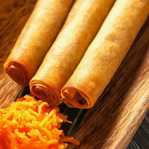Easy Filipino Lumpia