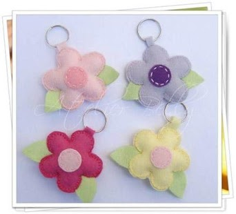 Floral Keychain - screenshot