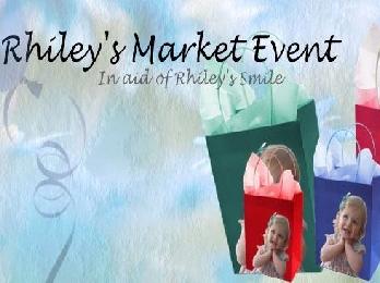 Rhiley's Bank Holiday Market Night 30.08.15