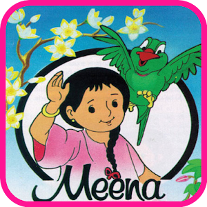Meena Kids Cartoon