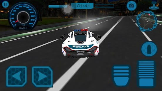 Traffic Police Chase Simulator - screenshot