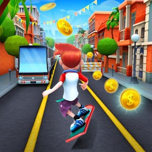 Download Bus Rush for PC - Free Action Game for PC