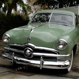 1949 Ford Coupe by Ada Irizarry-Montalvo - Transportation Automobiles