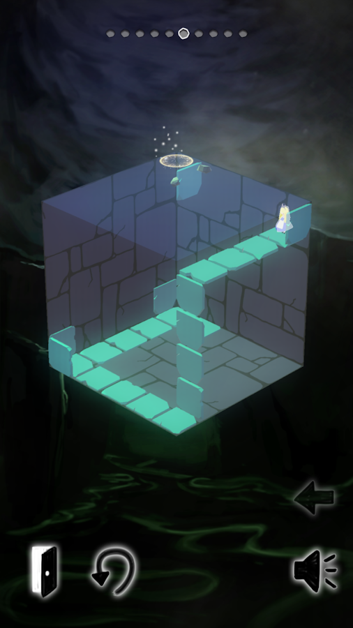 AliceInCube Screenshot 1