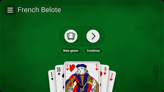 belote online game
