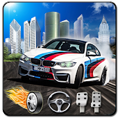 APK Game Extreme Drift Car Racing for BB, BlackBerry